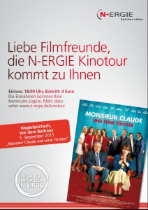 Kinotour 5. September 2015